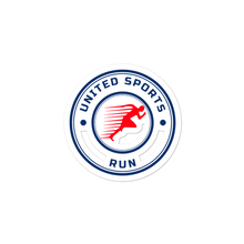 Load image into Gallery viewer, United Sports Run Sticker