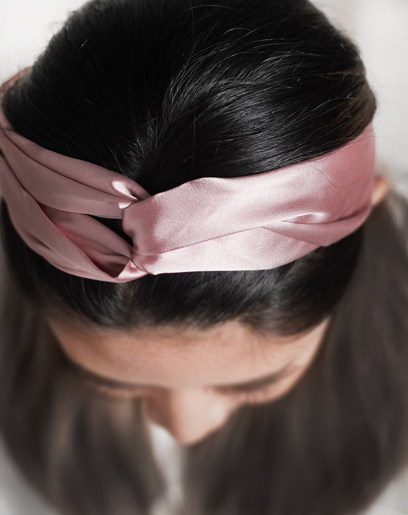 Old Rose Headband