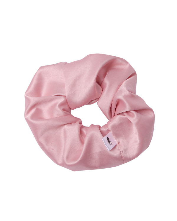 Matte Peach Scrunchie