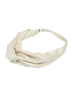Matte Light Beige Headband