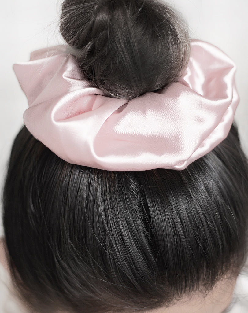 Light Pink Scrunchie