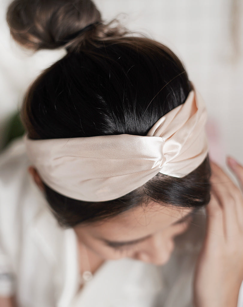 Light Beige Headband