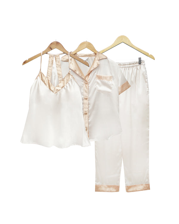 Jenny Light Beige Luxe Set