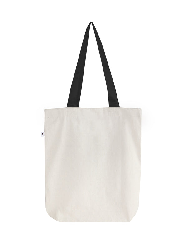 Matte Black Tote Bag