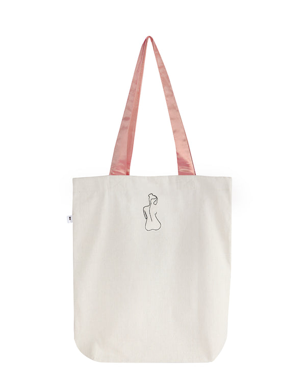 Lady Tote Bag