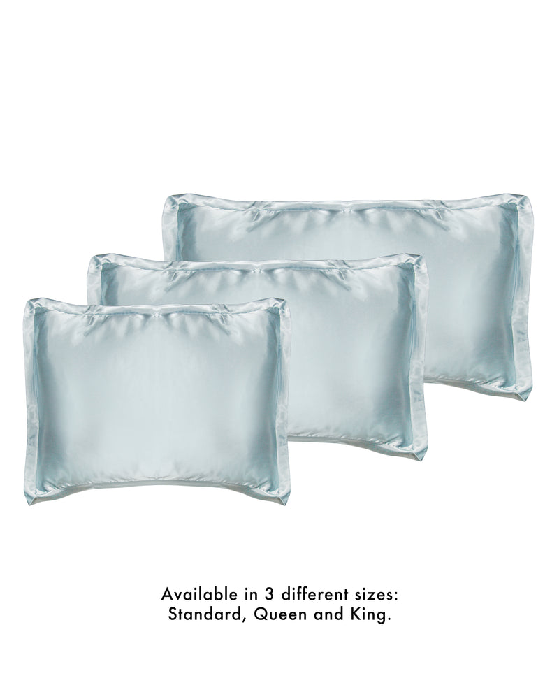 Aqua Pillowcase