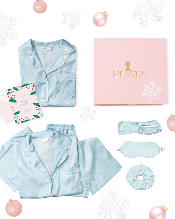 Elsa Holiday Luxe Set