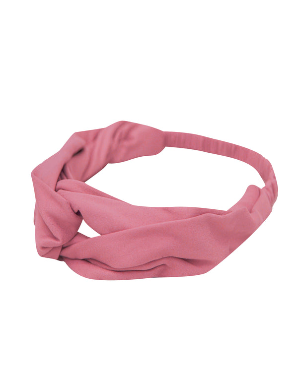 Dark Rose Loungewear Headband
