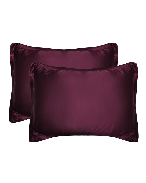 Plum Pillowcase