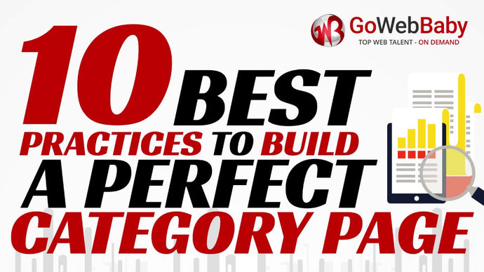 10 BEST Practices to build a Perfect Category PAGE