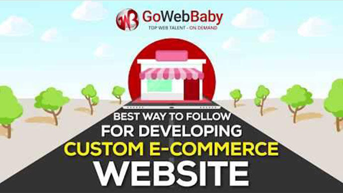 BEST Ways to Follow for Developing Custom E Commerce Site