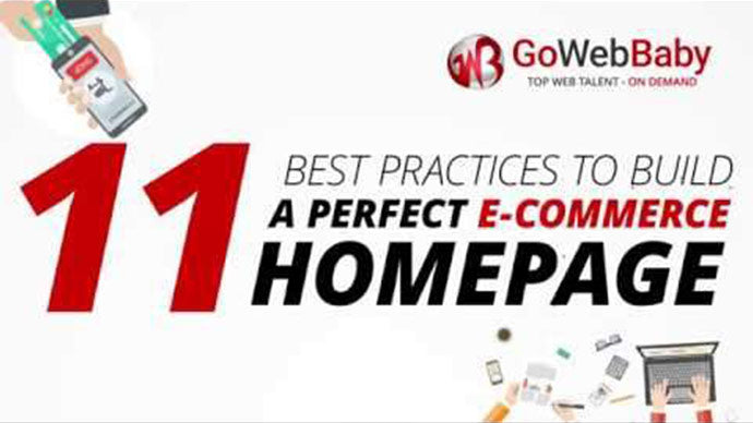 11 BEST Practices to build a Perfect Ecommerce Homepage