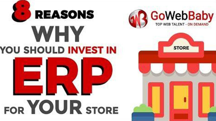 8 Reasons Why you Should Invest in ERP For Your STORE.