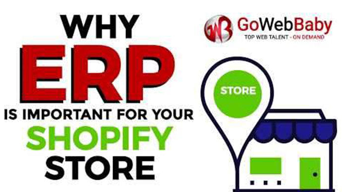 Why ERP is Important for your Shopify Store?