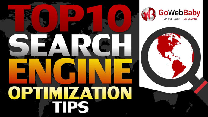 TOP 10 MOST Effective Search Engine Optimization Tips