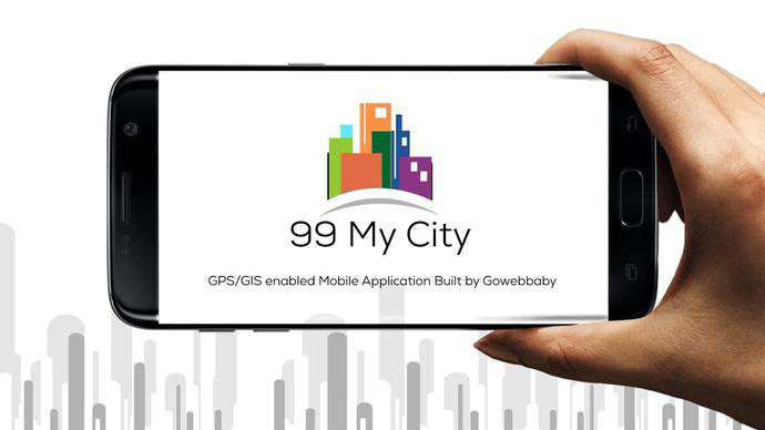 99 MY CITY Case study By Gowebbaby