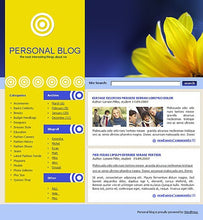 13932-WordPress Themes - GoWebBaby.Com