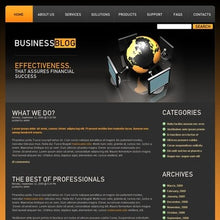 23543-WordPress Themes - GoWebBaby.Com