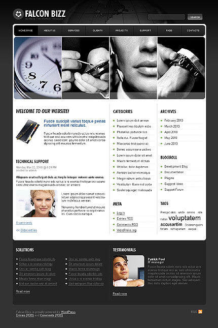 27763-WordPress Themes - GoWebBaby.Com