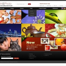 Art and Photo Magento Website Store - GoWebBaby.Com