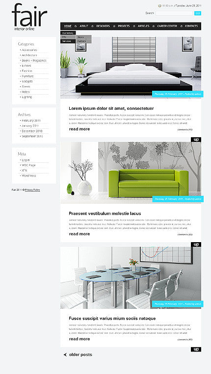 32922-WordPress Themes - GoWebBaby.Com
