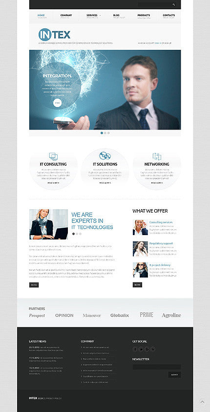 41461-WordPress Themes - GoWebBaby.Com