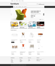 Furniture Store WooCommerce Website Design - GoWebBaby.Com