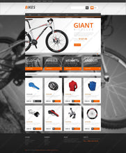Bicycle Store WooCommerce Website Design - GoWebBaby.Com