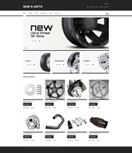 Spare Parts and Tyre WooCommerce Themes - GoWebBaby.Com