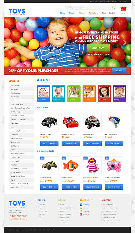47989-WooCommerce Themes - GoWebBaby.Com