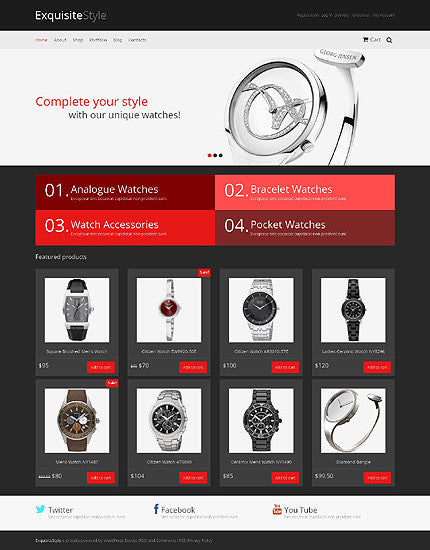 48154-WooCommerce Themes - GoWebBaby.Com