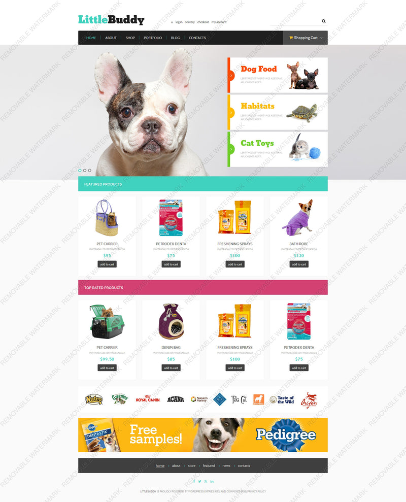 48451-WooCommerce Themes - GoWebBaby.Com