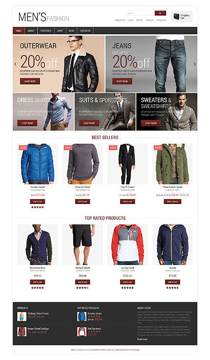 48571-WooCommerce Themes - GoWebBaby.Com