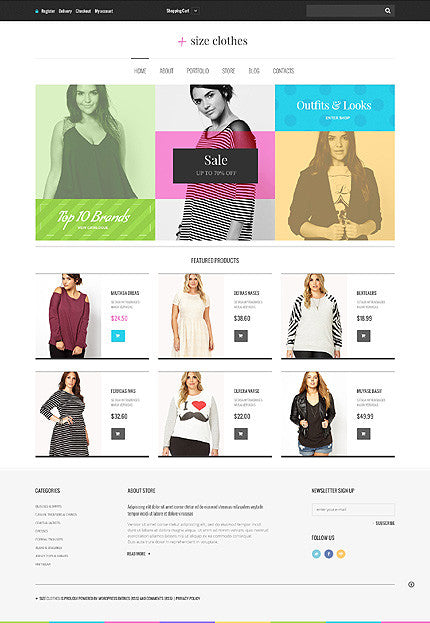 48653-WooCommerce Themes - GoWebBaby.Com