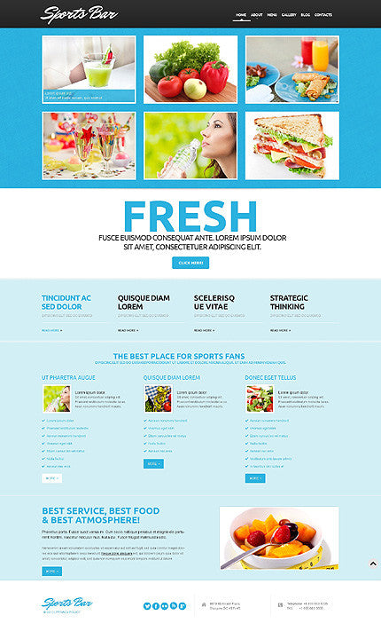 50606-WordPress Themes - GoWebBaby.Com