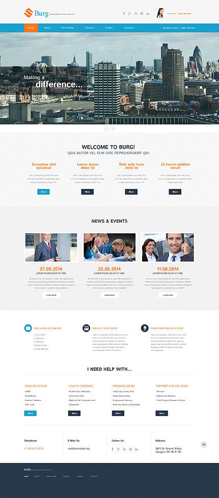 52084-WordPress Themes - GoWebBaby.Com