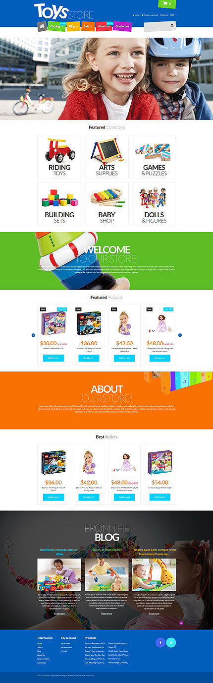 53440-Shopify Themes - GoWebBaby.Com