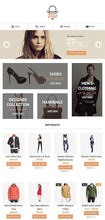 Designer Apparel Store Magento Website Design - GoWebBaby.Com