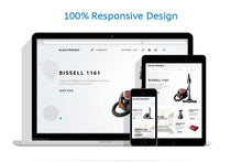 Electronics online shops Magento Website Design - GoWebBaby.Com