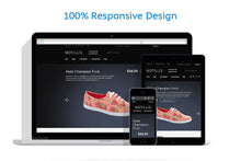 Shoe Store Magento Website Design - GoWebBaby.Com