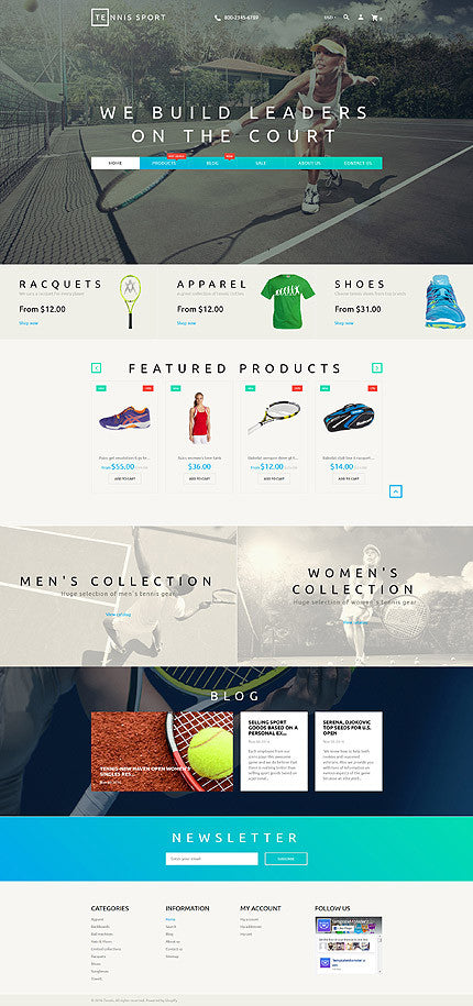 62004-Shopify Themes - GoWebBaby.Com