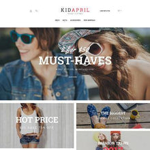 Clothes and trendy Fashion Items Magento Website Design - GoWebBaby.Com