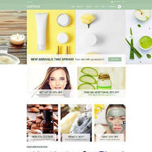 Beauty Products - Shopify Themes - GoWebBaby.Com