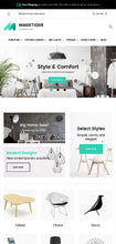 Style and Comfort Furniture Magento Website Design - GoWebBaby.Com