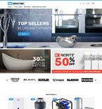 Plumbing Tools Magento 2 Website Design - GoWebBaby.Com