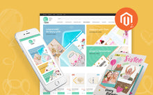 Gift Card Magento Website Design - GoWebBaby.Com
