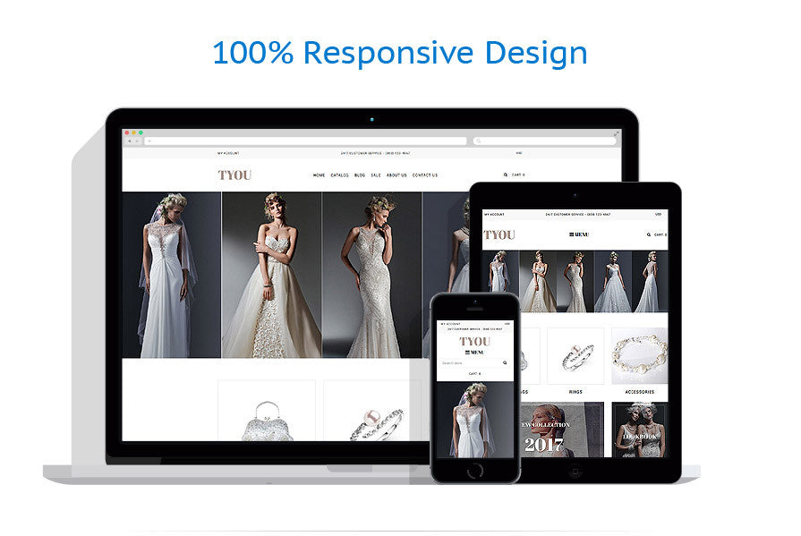 Wedding Products - Shopify Themes - GoWebBaby.Com