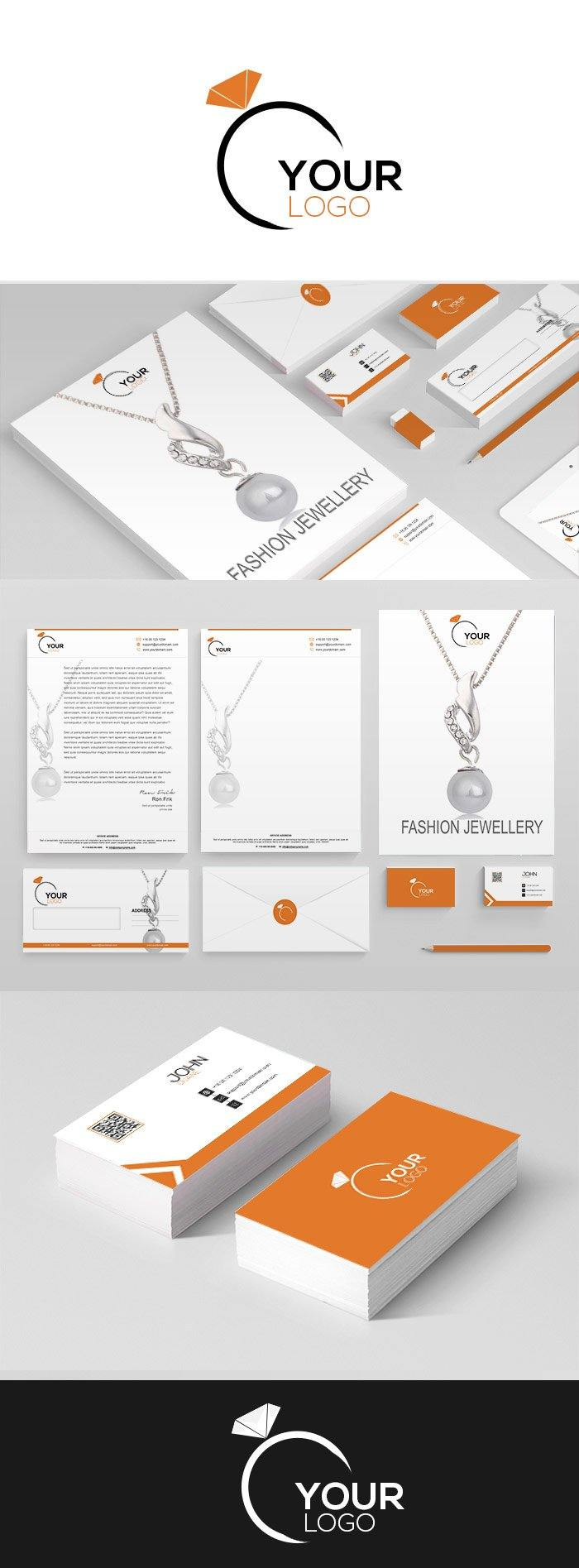 Corporate kit  - Women's Jewelry For Website Marketing - GoWebBaby.Com