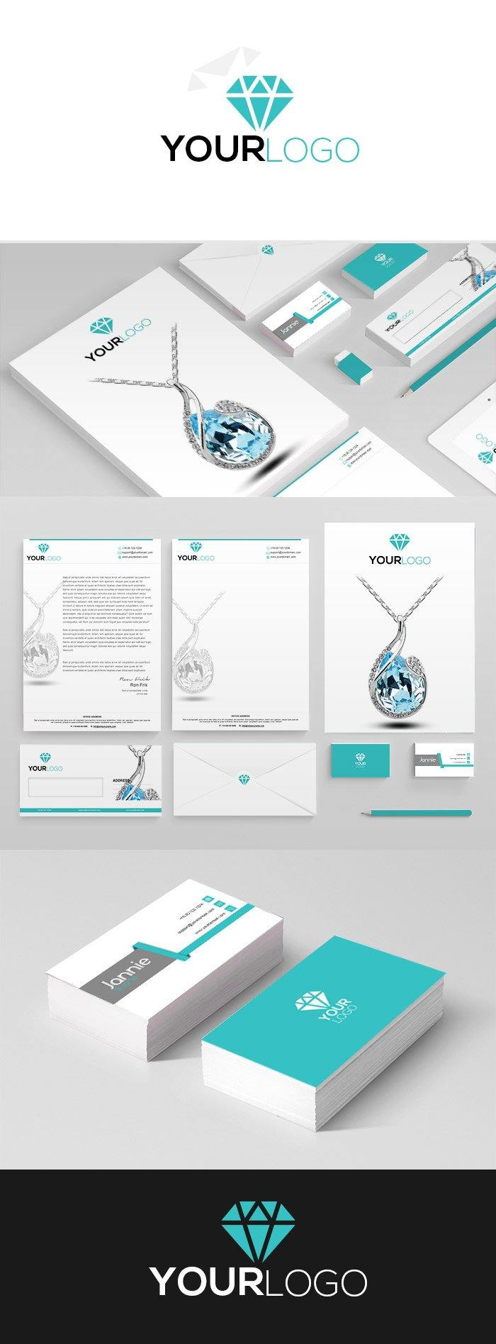 Corporate kit - Jewelery For Website Marketing - GoWebBaby.Com