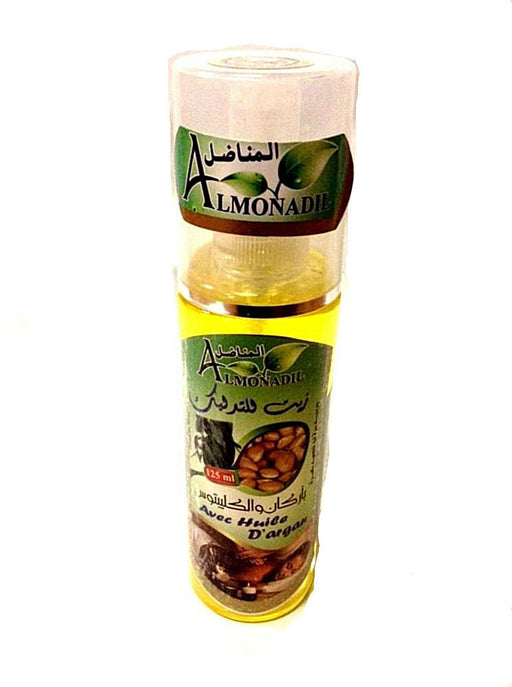 100% Moroccan Argan Oil & Organic Eucalyptus Oil Massage Spray